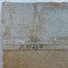 Inscription Verso