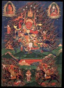 Worldly Protector (Buddhist): (unidentified)