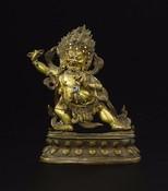 Vajrapani (Bodhisattva & Buddhist Deity): Krodha