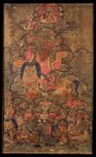 Worldly Protector (Buddhist): Cha Kyung