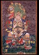 Direction Guardian (Buddist Deity): Vaishravana (North)