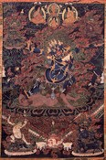 Yama Dharmaraja (Buddhist Protector): Inner