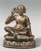 Teacher (Lama): Milarepa