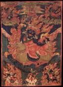 Worldly Protector (Buddhist): Garwa Nagpo