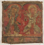 Direction Guardian (Buddist Deity): (multiple figures)