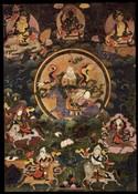 Five Foremost Deities: Srog Lha