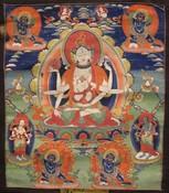 Ushnishavijaya (Buddhist Deity): (Nine Deity)