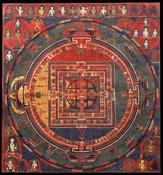 Manjushri (Bodhisattva & Buddhist Deity): Dharmadhatu Vagishvara