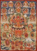 Avalokiteshvara (Bodhisattva & Buddhist Deity): Jinasagara (Ocean of Conquerors)