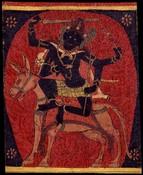 Shri Devi (Buddhist Protector): Dudsolma