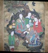 Arhat (Buddhist Elder): (multiple figures)
