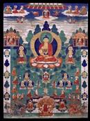 Amitabha/Amitayus Buddha: Pureland (Sukhavati)