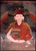 Teacher (Lama): (unidentified)