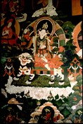 Worldly Protector (Buddhist): Tseringma