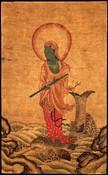 Bodhisattva: Akashagarbha