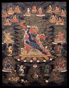 Padmasambhava: Guru Dragpo (meditational form)