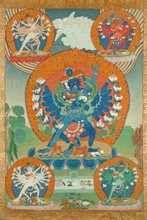 Colours in Himalayan Style Art - Iconography — Himalayan Art