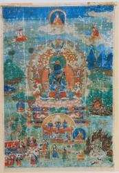 Vajradhara Buddha: with consort