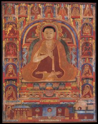 Teacher (Lama): Taglung Tangpa Chenpo
