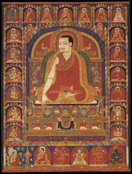 Teacher (Lama): Sangye Yarjon