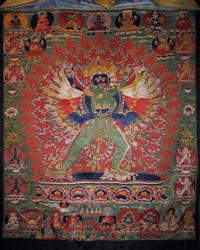 Vajravega (Buddhist Protector)