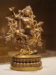 Vajrayogini (Buddhist Deity): Vajravarahi, Red