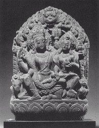 Shiva (Indian God): (one face)