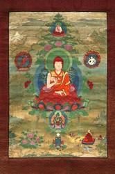 Teacher (Lama): Kyungpo Naljor