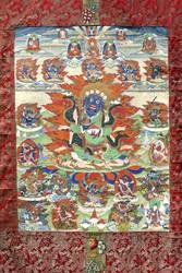 Mahakala (Buddhist Protector): Legden (Excellent One)