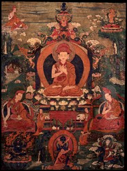 Teacher (Lama): Jigten Sumgon, Drigungpa