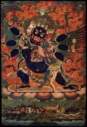 Yamari, Krishna (Buddhist Deity)