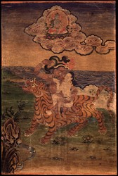 Indian Adept (siddha): Dombi Heruka