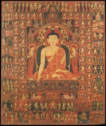 Shakyamuni Buddha: Life Story (Single Composition)