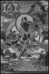 Tara (Buddhist Deity): Green Tara (Eight Fears)
