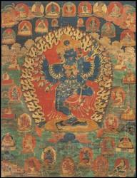 Hevajra (Buddhist Deity): Margapala Instruction Lineage