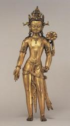 Avalokiteshvara (Bodhisattva & Buddhist Deity): Padmapani (Lotus Holder)