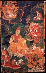 Teacher (Lama): Dorje Pal