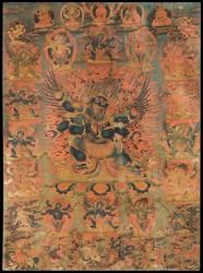 Vajrakila (Eight Pronouncements)