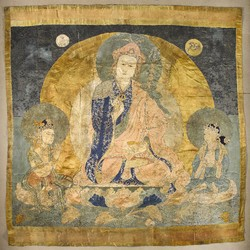 Padmasambhava: (Main Form with Consort)