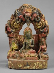 Tara (Buddhist Deity): Green
