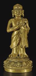Arhat/Sthavira (Buddhist Elder): Mahakashyapa