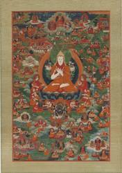 Teacher (Lama): Tsongkapa