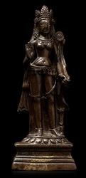 Deity: (Unidentified Female)