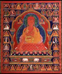 Teacher (Lama): Sonam Gyaltsen