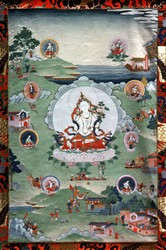 Tara (Buddhist Deity): White Tara (Eight Fears)