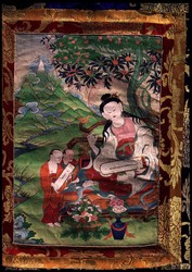 Indian Teacher: Chandragomin