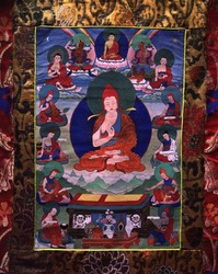 Indian Teacher: Shantideva