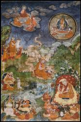 Teacher (Lama): Panchen Lama 1 (4), Lobzang Chokyi Gyaltsen