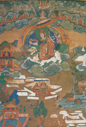 Padmasambhava: (Main Form, Non-standard)