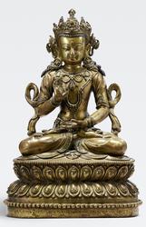 Amoghasiddhi Buddha: (Sambhogakaya)